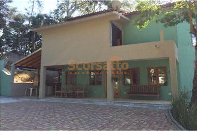 Casa  residencial à venda, Chácara Italago, Itapecerica da Serra.