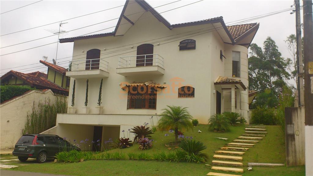 Casa residencial à venda, Fazenda da Ilha, Embu-Guaçu - CA0188.
