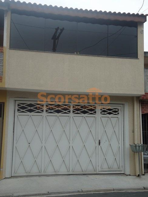 Casa  residencial à venda, Jardim Três Marias, Taboão da Serra.