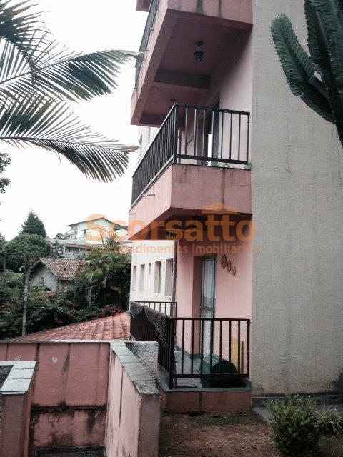 Apartamento  residencial à venda, Jardim Tereza Maria, Itapecerica da Serra.