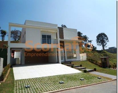 Casa  residencial à venda, Paisagem Renoir, Cotia.