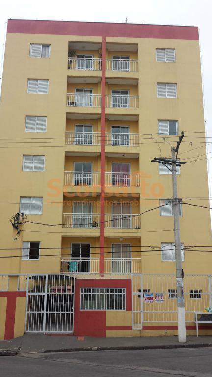 Apartamento  residencial à venda, Jardim Zaira, Mauá.