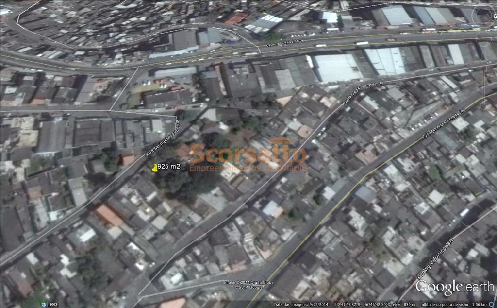 Terreno comercial à venda, Jardim Regina, São Paulo - TE0202.
