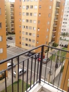 Apartamento  residencial à venda, Jardim São Luiz, Jandira.