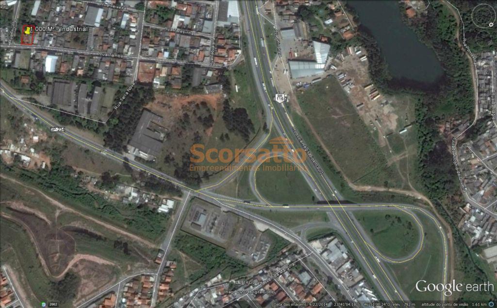 Área industrial à venda, Jardim Itapecerica, Itapecerica da Serra - AR0099.