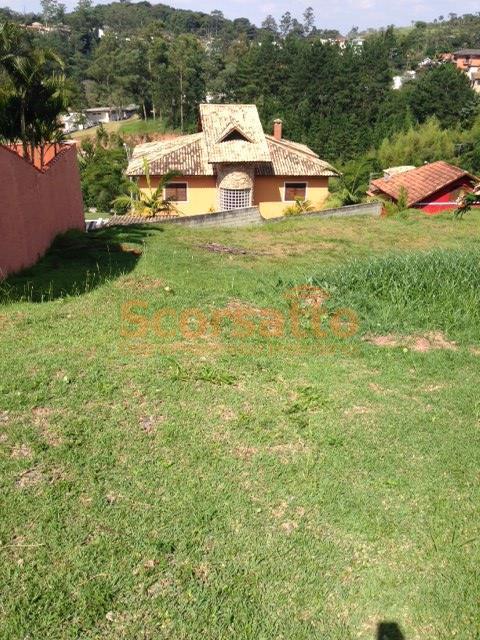 Terreno  residencial à venda, Parque Delfim Verde, Itapecerica da Serra.