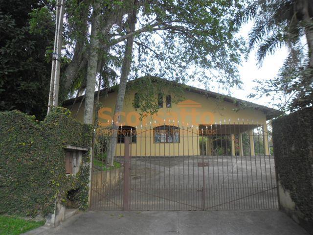 Casa  residencial à venda, Chácara Vista Alegre, Itapecerica da Serra.