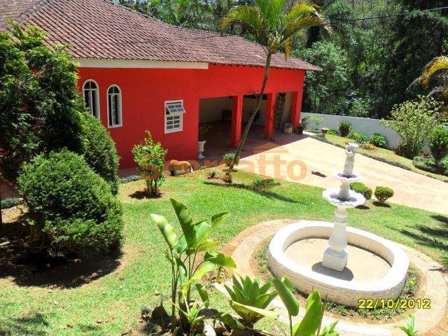 Casa residencial à venda, Jardim Petrópolis, Itapecerica da Serra - CA0472.