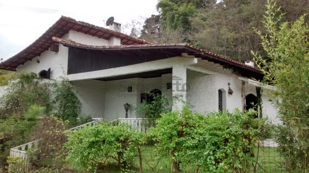 Casa  residencial à venda, Potuverá, Itapecerica da Serra.