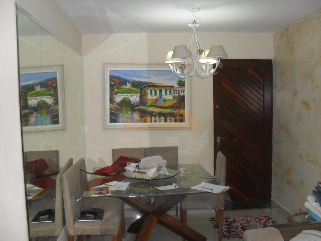 Apartamento  residencial à venda, Parque Pinheiros, Taboão da Serra.