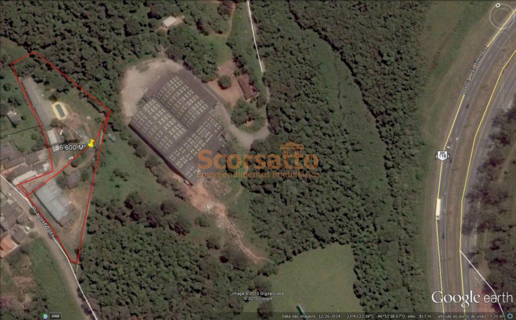 Área  industrial à venda, Potuverá, Itapecerica da Serra.