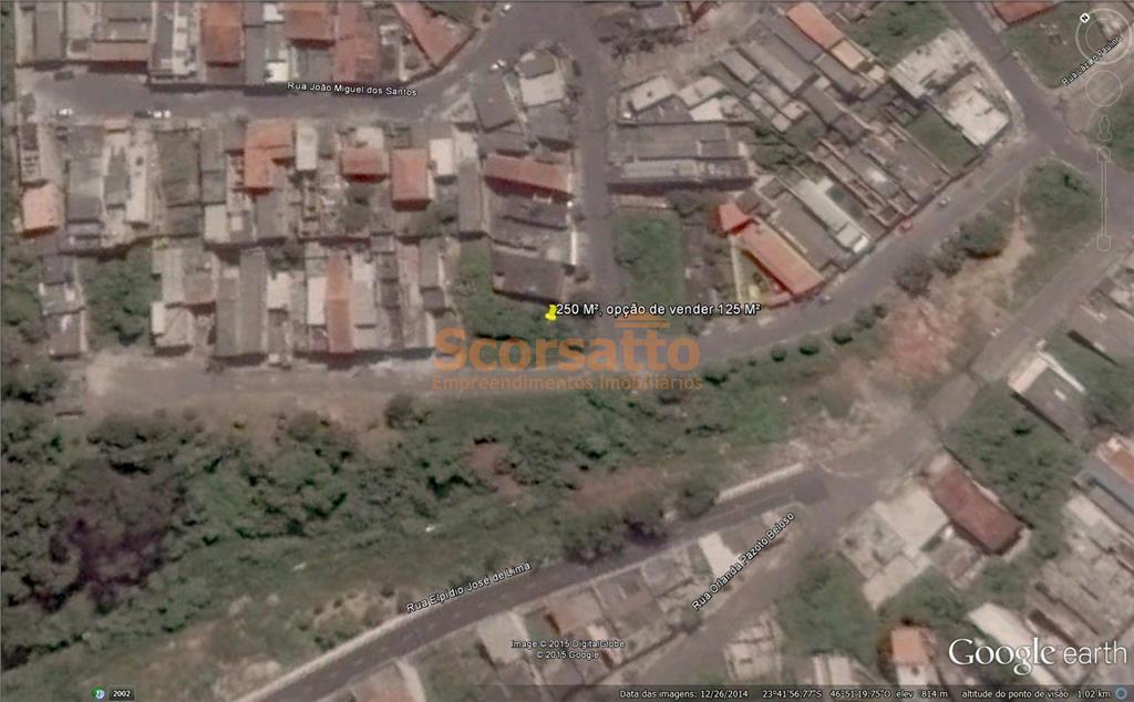 Terreno residencial à venda, Parque Paraíso, Itapecerica da Serra - TE0327.