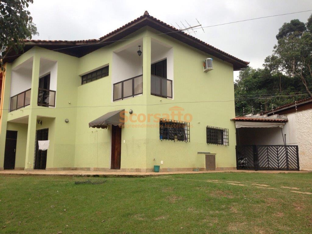 Casa residencial à venda, Engenho, Itapecerica da Serra - CA0562.