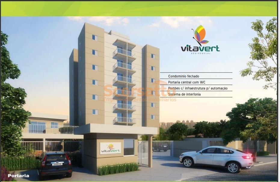 Apartamento  residencial à venda, Centro (Vargem Grande Paulista), Vargem Grande Paulista.