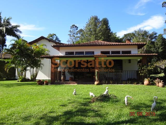 Casa  residencial à venda, Chácara Recanto Bela Vista, Itapecerica da Serra.