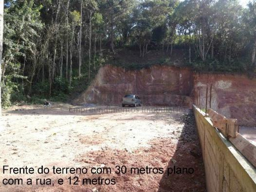 Terreno  residencial à venda, Lagoa, Itapecerica da Serra.
