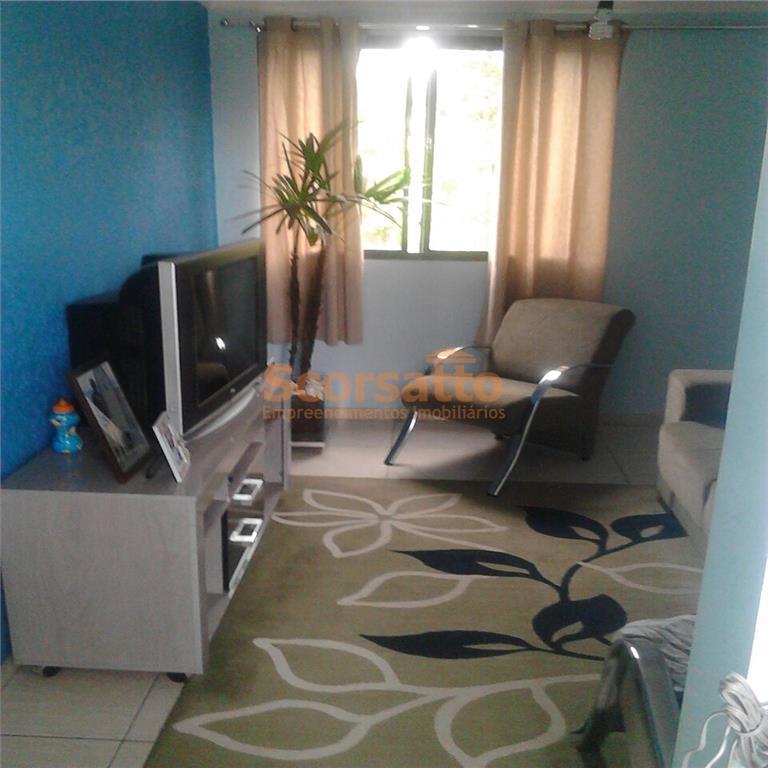 Apartamento  residencial para locação, Jardim Mirna, Taboão da Serra.