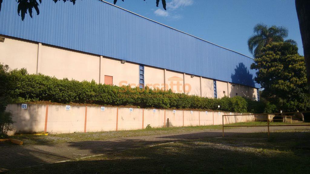 Galpão  industrial à venda, Potuverá, Itapecerica da Serra.