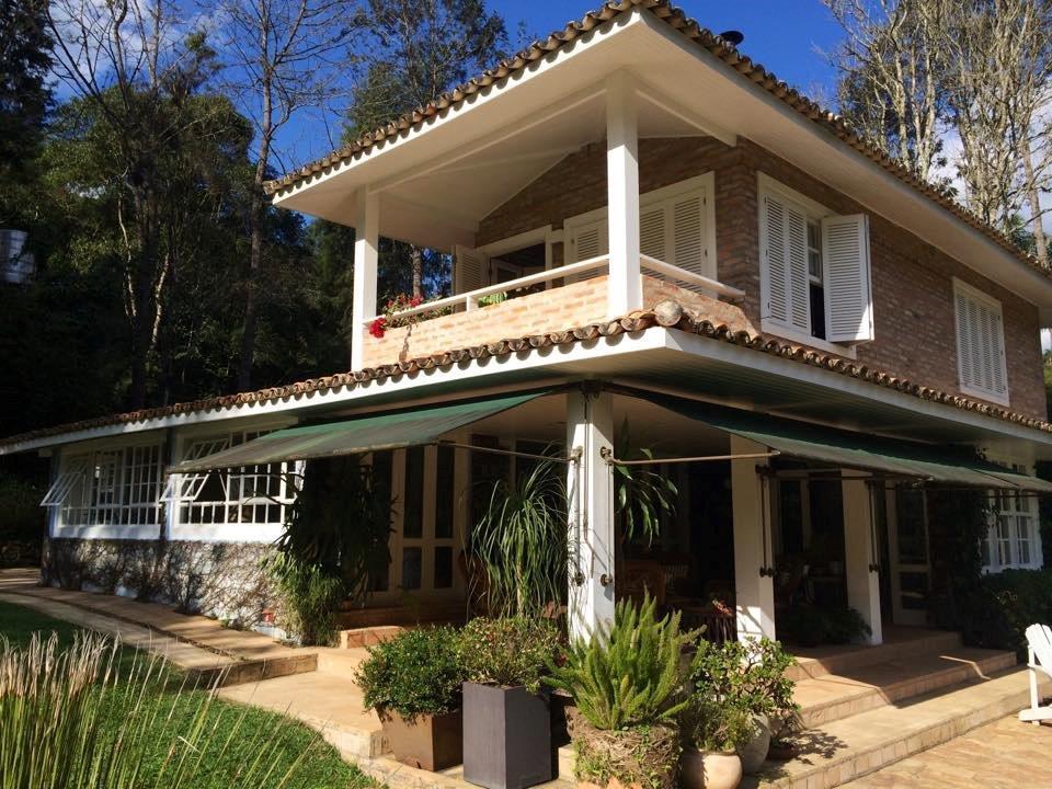Chácara residencial à venda, Palmeiras, Itapecerica da Serra - CH0180.