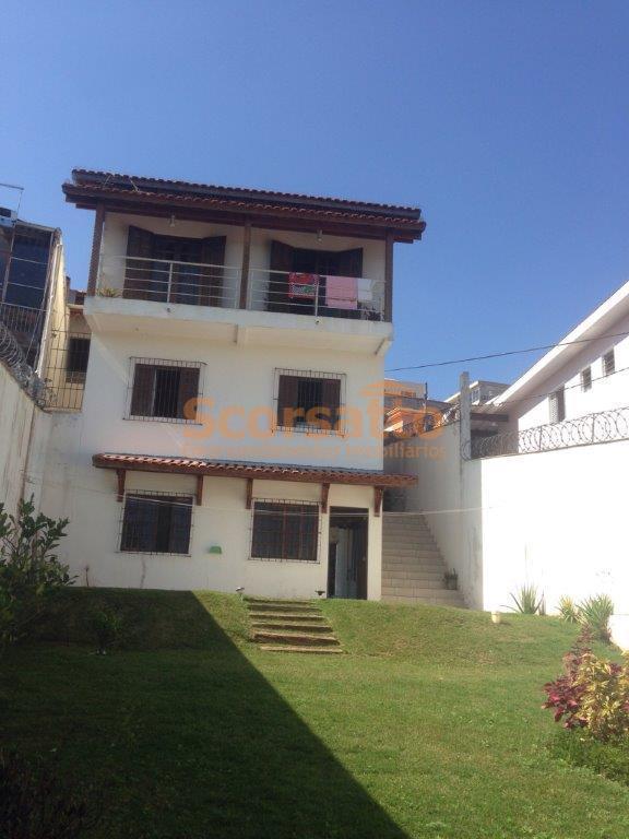 Casa residencial à venda, Jardim Marilu, Itapecerica da Serra - CA0793.