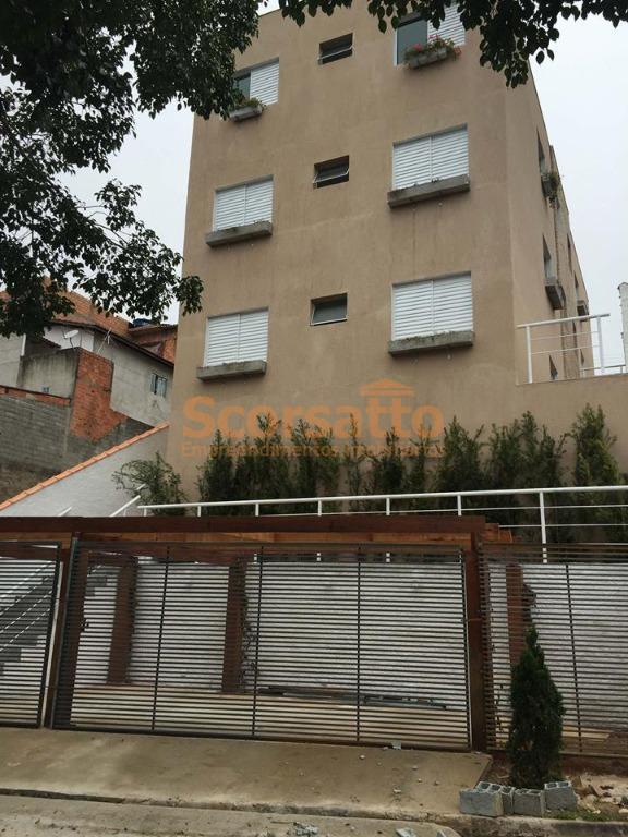 Apartamento  residencial à venda, Parque Paraíso, Itapecerica da Serra.