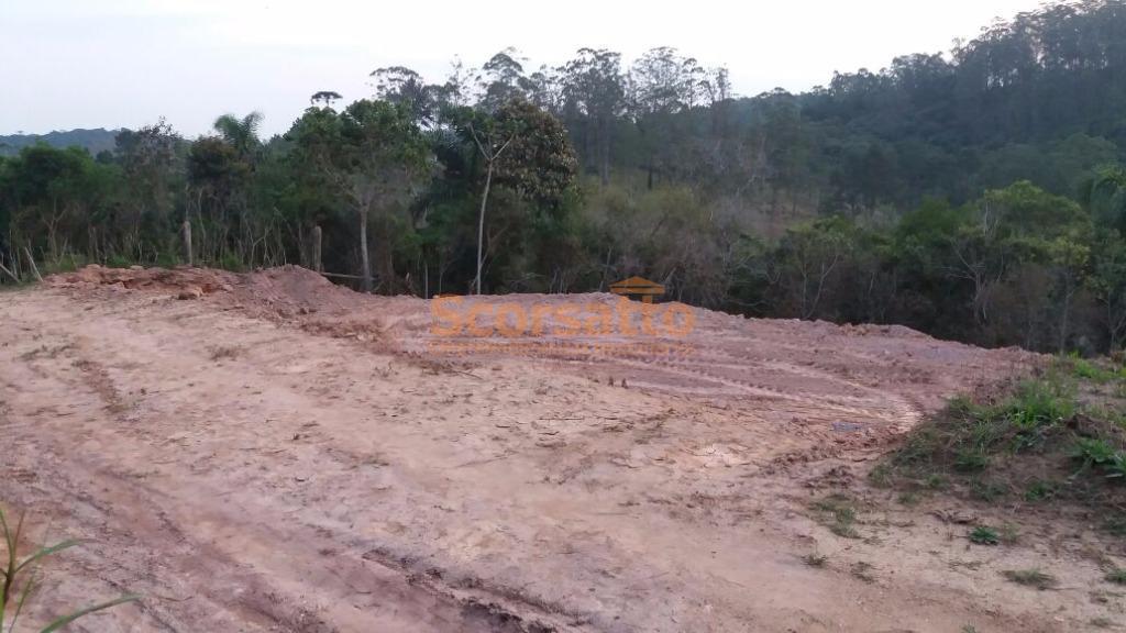 Terreno residencial à venda, Potuverá, Itapecerica da Serra - TE0389.