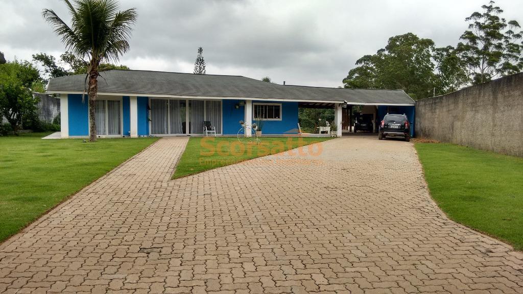 Casa residencial à venda, Retiro Vale do Sol, Embu das Artes.