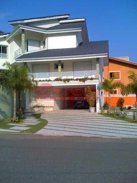 Casa residencial para venda e locação, Condomínio Arujá 5, Arujá - CA0010.
