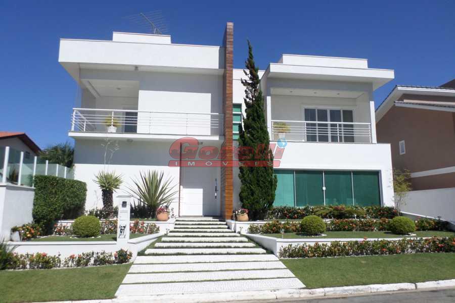 Casa residencial à venda, Condomínio Arujá 5, Arujá - CA0011.