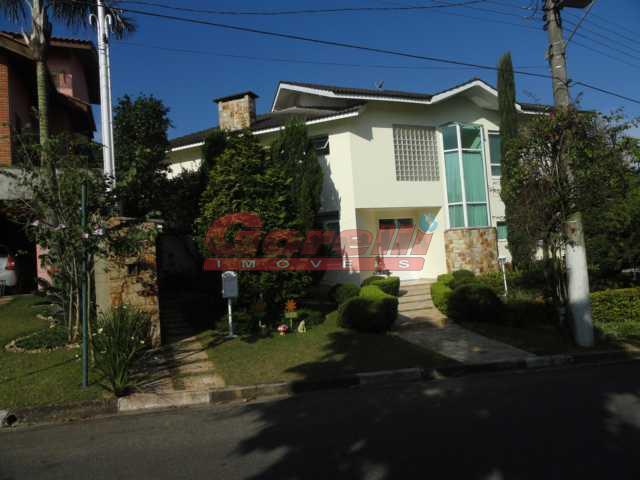 Casa residencial à venda, Condomínio Arujá 5, Arujá - CA0015.
