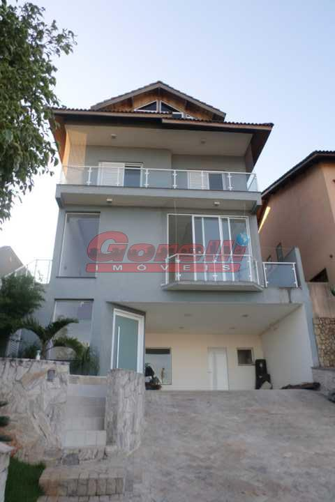 Casa residencial à venda, Condomínio Arujá 5, Arujá - CA0032.