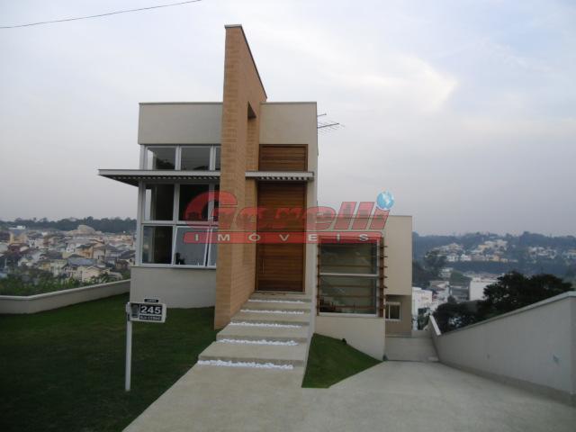 Casa residencial à venda, Condomínio Arujá 5, Arujá - CA0033.