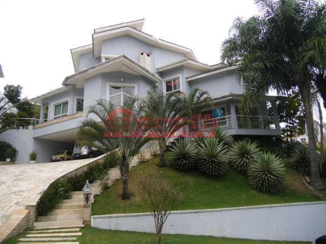 Casa residencial à venda, Condomínio Arujá 5, Arujá - CA0066.