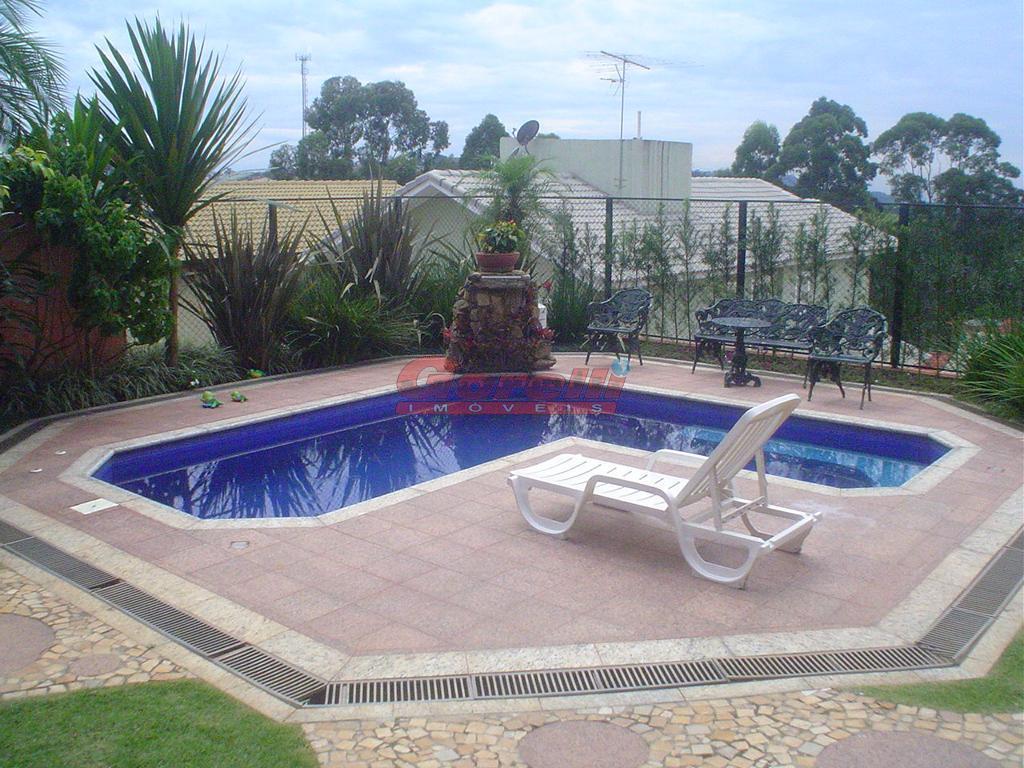 Casa residencial à venda, Condomínio Arujá 5, Arujá - CA0068.