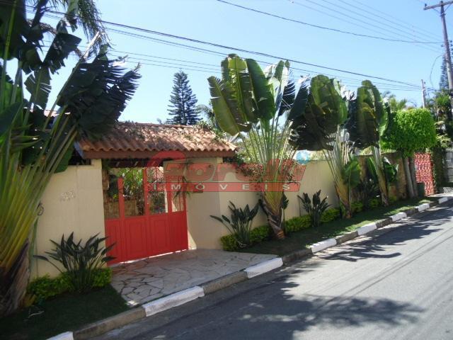Casa residencial à venda, Condomínio Arujazinho IV, Arujá - CA0119.