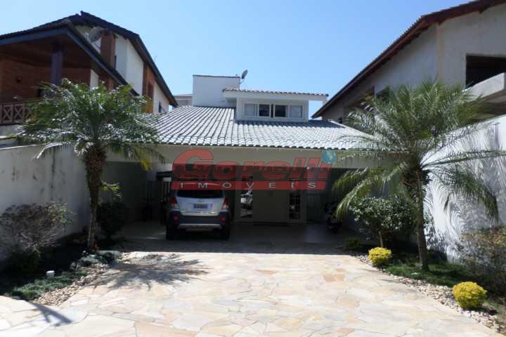 Casa residencial à venda, Condomínio Arujazinho IV, Arujá.