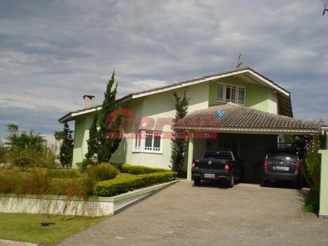 Casa residencial para venda e locação, Condomínio Hills III, Arujá - CA0160.
