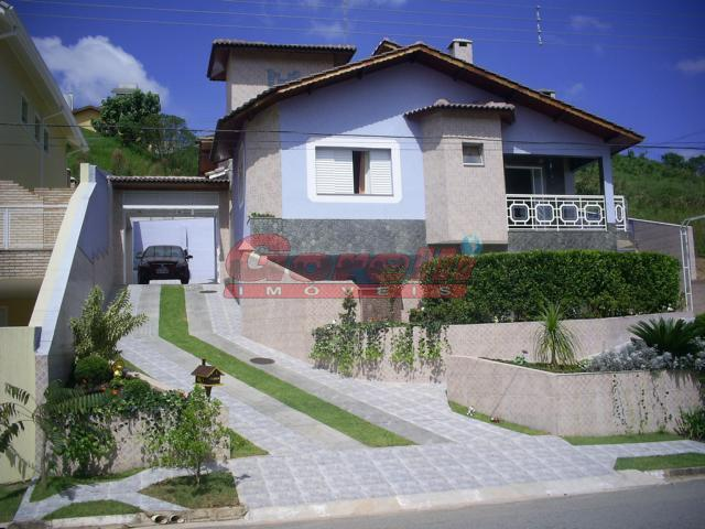 Casa residencial à venda, Condomínio Hills III, Arujá - CA0173.