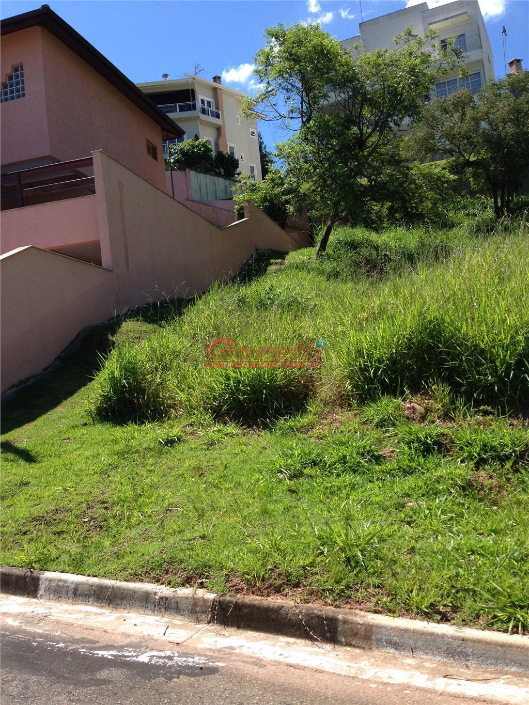 Terreno à venda, 651 m² por R$ 445.200 - Condomínio Hills III - Arujá/SP