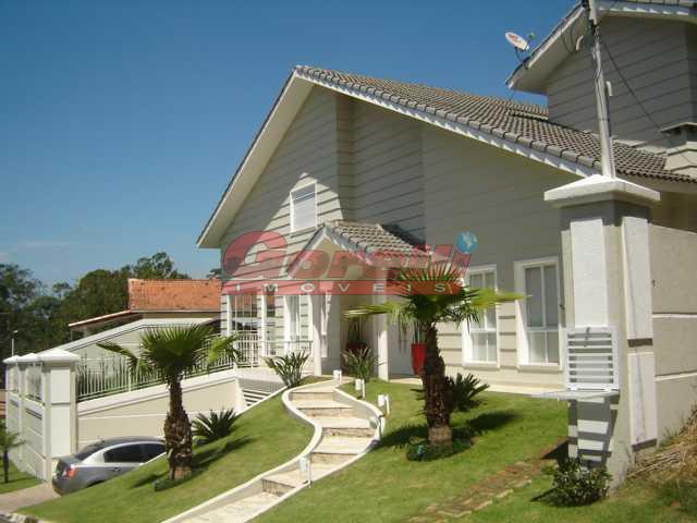 Casa residencial à venda, Condomínio Country Club, Arujá - CA0216.