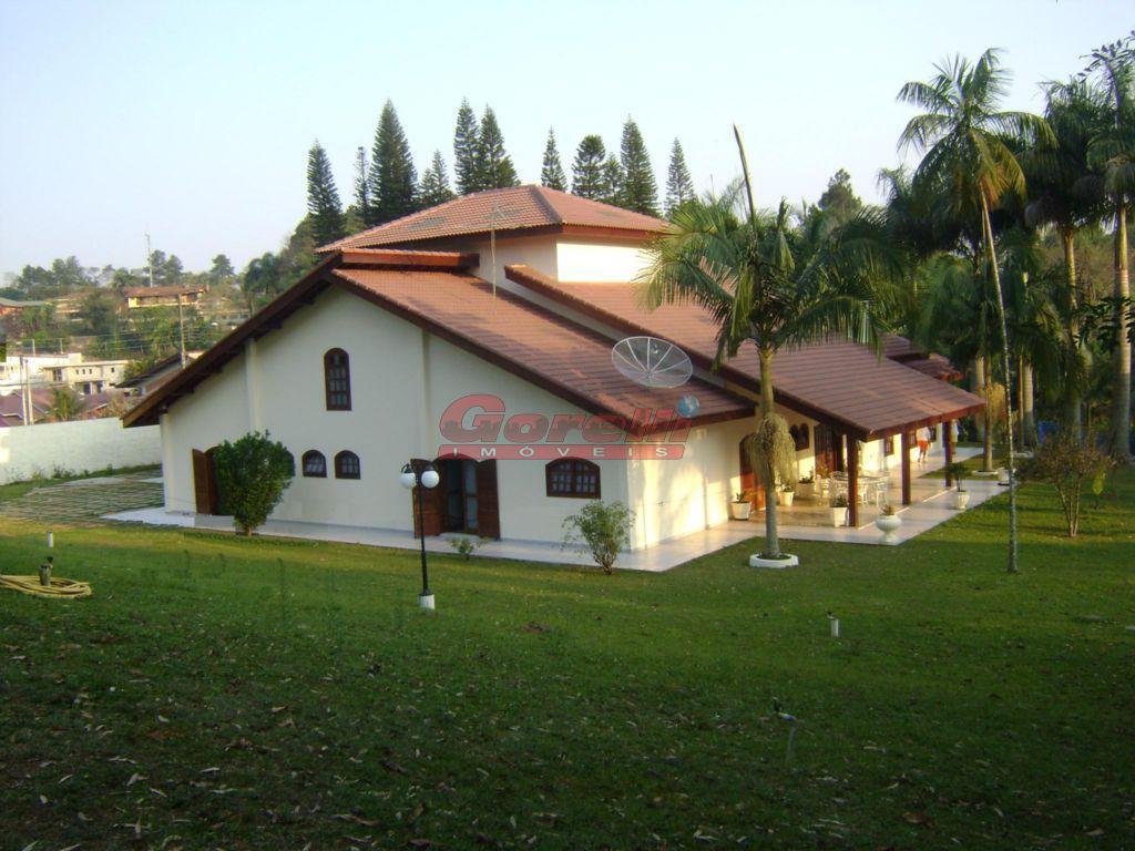 Casa residencial à venda, Condomínio Arujazinho I, II e III, Arujá - CA0253.