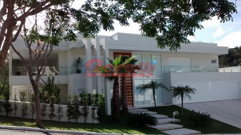 Casa residencial à venda, Condomínio Hill's I e II,MOBILIADA  Arujá - CA0258.