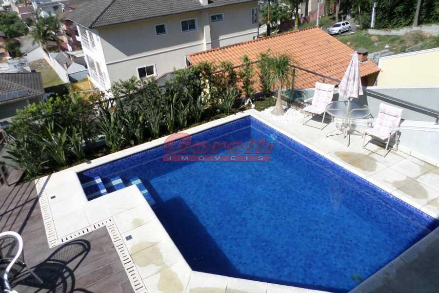 Casa residencial à venda, Condomínio Arujá 5, Arujá - CA0273.