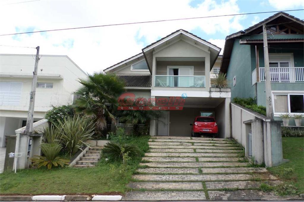 Casa residencial para venda e locação, Condomínio Arujá 5, Arujá - CA0305.