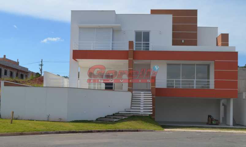 Todos residencial à venda, Condomínio Verdes Lagos, Arujá - CA0310.