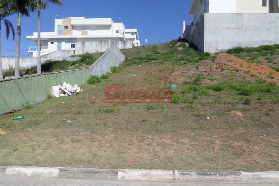 Terreno residencial à venda, Condomínio Real Park, Arujá - TE0169.