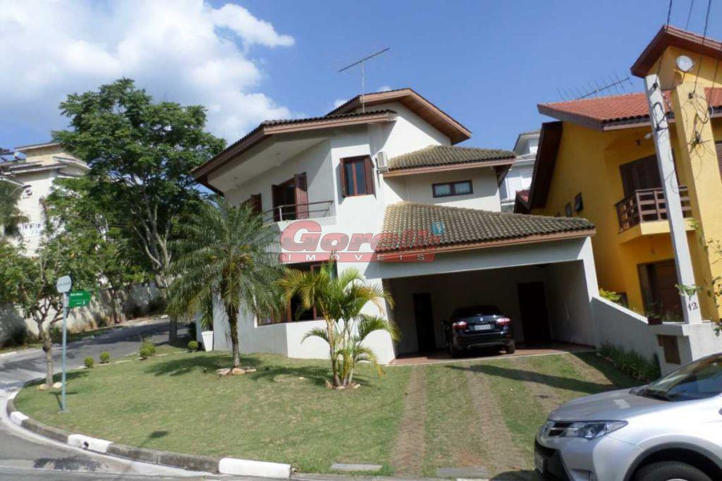 Casa residencial à venda, Condomínio Arujá 5, Arujá - CA0350.