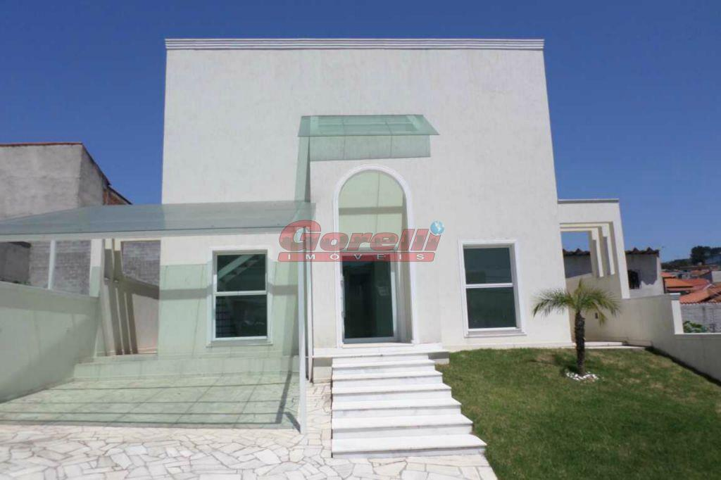 Casa residencial à venda, Condomínio Real Park, Arujá - CA0073.