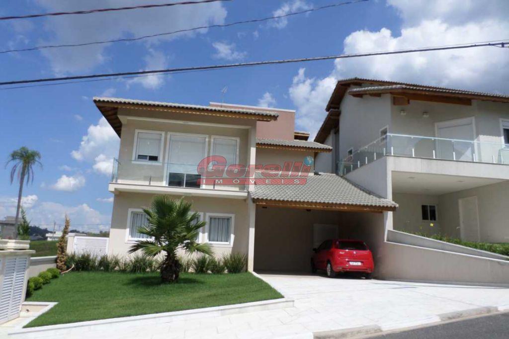 Casa residencial à venda, Condomínio Real Park, Arujá - CA0298.