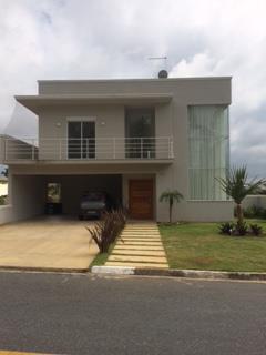 Casa residencial à venda, Condomínio Real Park, Arujá - CA0393.
